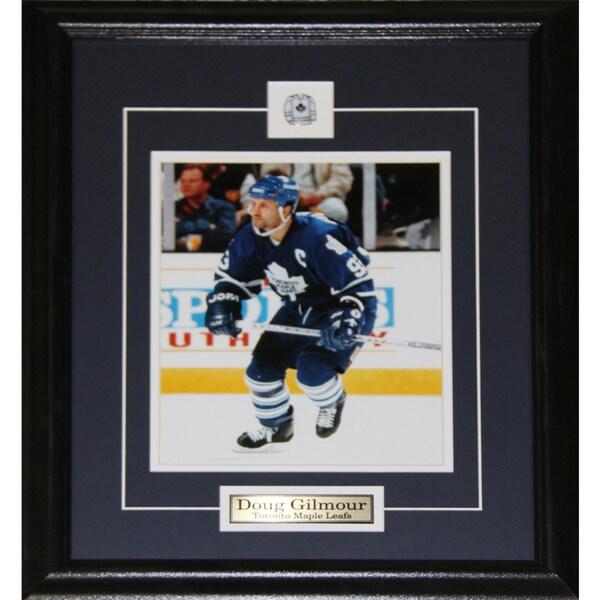 Doug Gilmour Toronto Maple Leafs 8x10-inch Frame