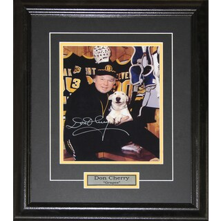 Don Cherry Signed 8x10-inch Frame