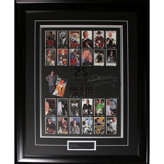 Don Cherry 25 Year Anniversary Frame