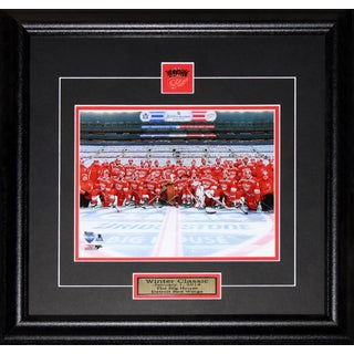 Detroit Red Wings 2014 Winter Classic 8x10-inch Frame