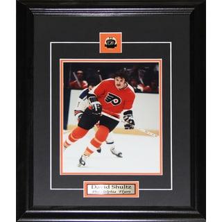 David Shultz Philadelphia Flyers 8x10-inch Frame
