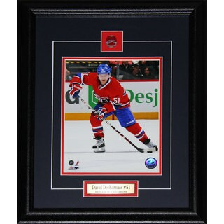 David Desharnais Montreal Canadiens 8x10-inch Frame