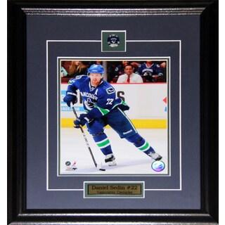 Daniel Sedin Vancouver Canucks 8x10-inch Frame