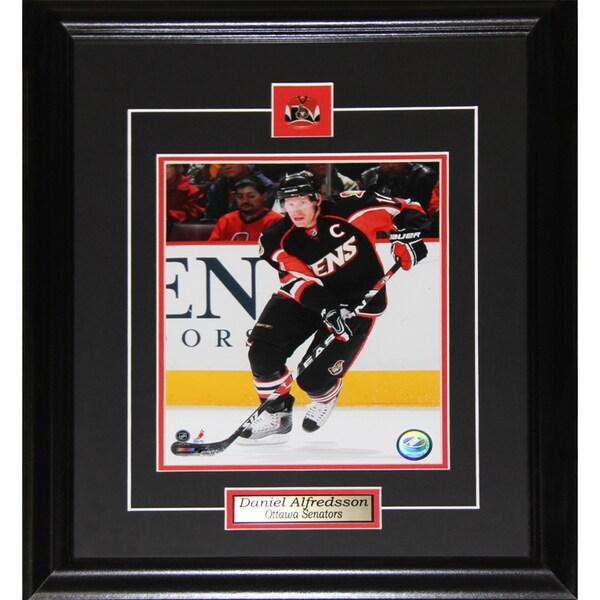 Daniel Alfredsson Ottawa Senators 8x10-inch Frame