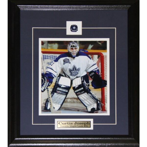 Curtis Joseph Toronto Maple Leafs 8x10-inch Frame