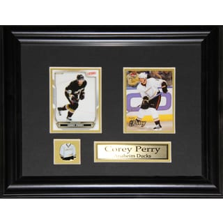 Corey Perry Anaheim Ducks 2-card Frame