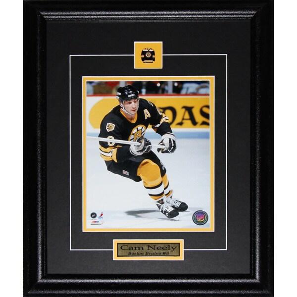 Cam Neely Boston Bruins 8x10-inch Frame
