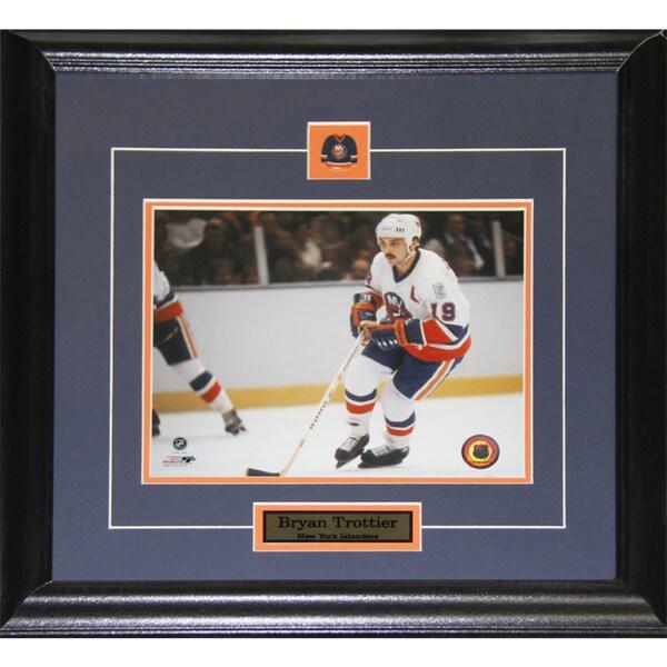 Bryan Trottier New York Islanders 8x10-inch Frame