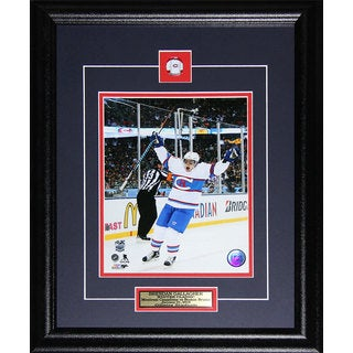 Brendan Gallagher Montreal Canadiens 2016 Winter Classic 8x10-inch Frame