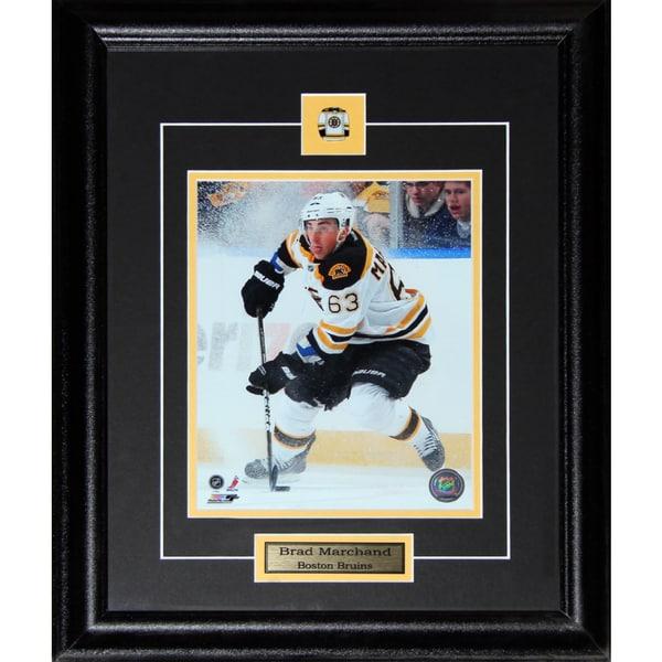 Brad Marchand Boston Bruins 8x10-inch Frame