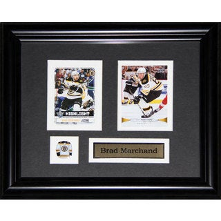 Brad Marchand Boston Bruins 2-card Frame