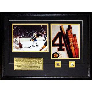 Bobby Orr The Goal 2-photo Frame