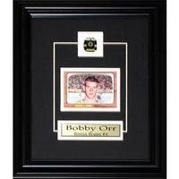 Bobby Orr Boston Bruins Replica Rookie Card Frame