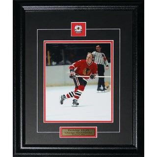 Bobby Hull Chicago Blackhawks 8x10-inch Frame