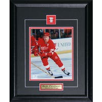Bob Probert Detroit Red Wings 8x10-inch Frame