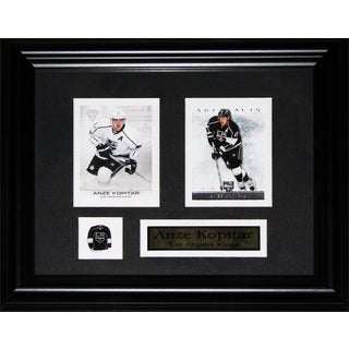 Anze Kopitar Los Angeles Kings Nhl 2-card Frame