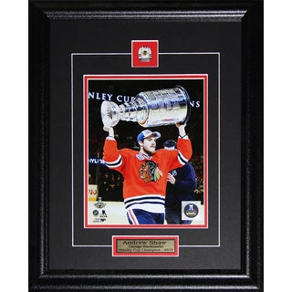 Andrew Shaw Chicago Blackhawks 2015 Stanley Cup 8x10-inch Frame