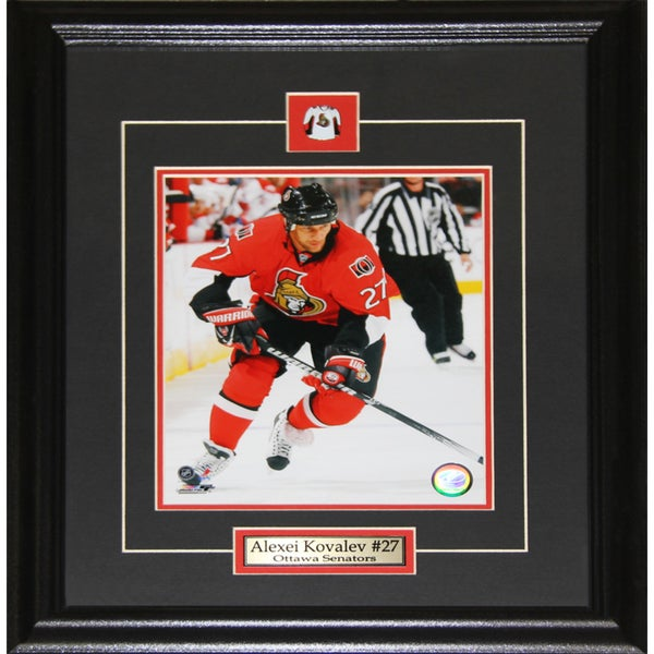 Alexei Kovalev Ottawa Senators 8x10-inch Frame