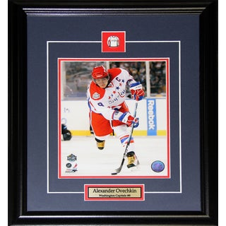 Alexander Ovechkin Washington Capitals Winter Classic 8x10-inch Frame