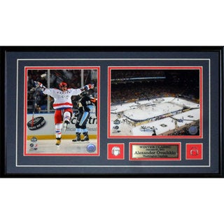 Alexander Ovechkin Washington Capitals Winter Classic 2-photo Frame