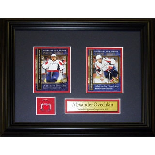 Alexander Ovechkin Washington Capitals 2-card Frame