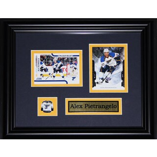 Alex Pietrangelo St. Louis Blues 2-card Frame