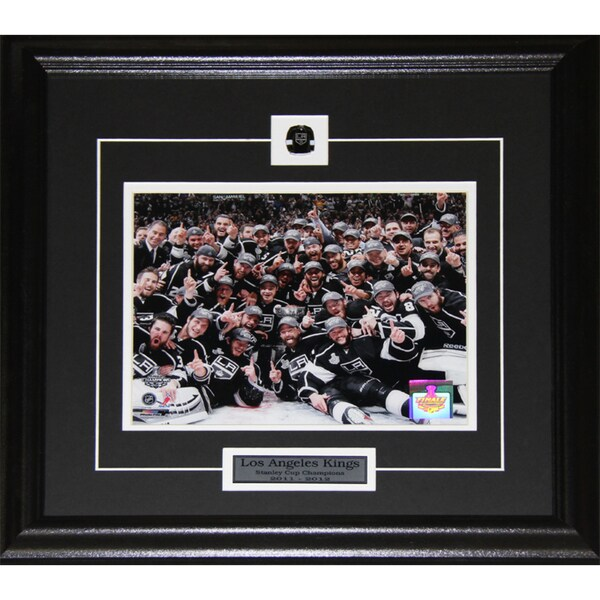 2012 Los Angeles Kings Stanley Cup Champions 8x10-inch Frame