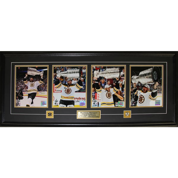 2011 Boston Bruins Stanley Cup 4 Photograph Frame