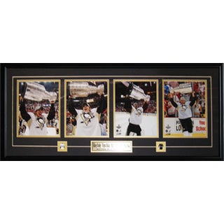 2009 Pittsburgh Penguin Stanley Cup 4 Photograph Frame