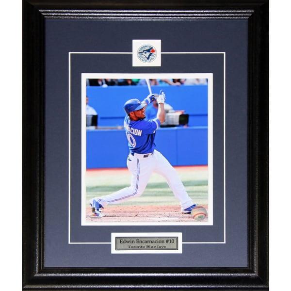 Edwin Encarnacion Toronto Blue Jays 8x10-inch Frame
