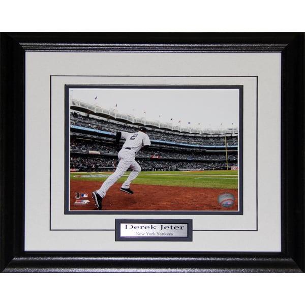 Derek Jeter New York Yankees 8x10-inch Frame