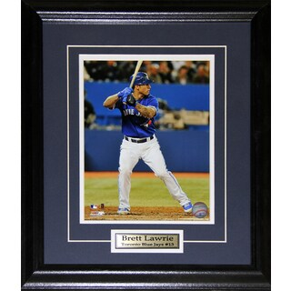 Brett Lawrie Toronto Blue Jays 8x10-inch Frame