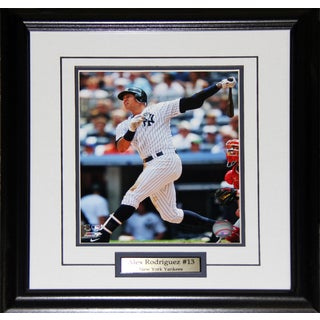 Alex Rodriguez Arod New York Yankees 8x10-inch Frame