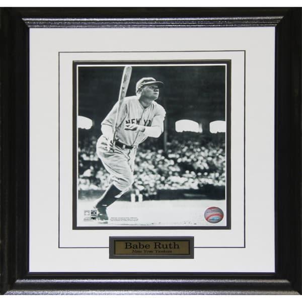 Babe Ruth New York Yankees 8x10-inch Frame