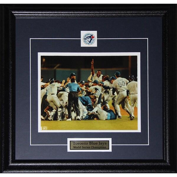 1993 Toronto Blue Jays World Series Celebration 8x10-inch Frame