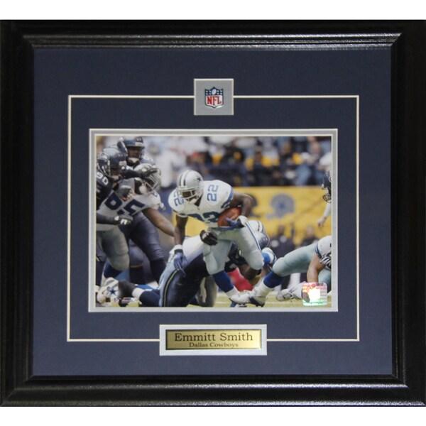 Emmitt Smith Dallas Cowboys 8x10-inch Frame