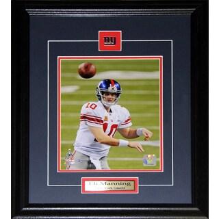 Eli Manning New York Giants 8x10-inch Frame