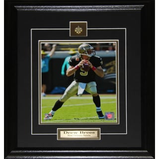 Drew Brees New Orleans Saints 8x10-inch Frame