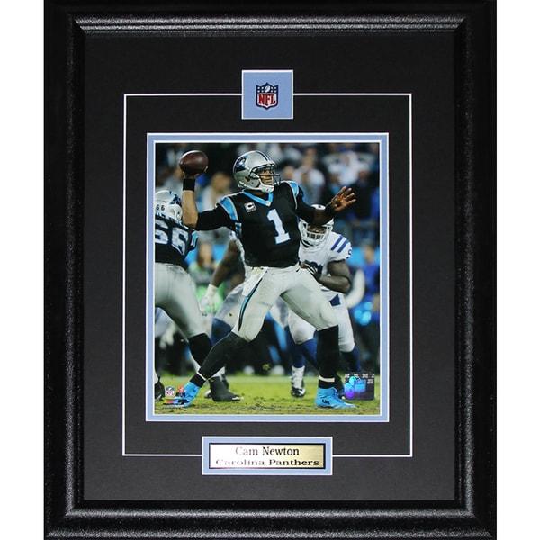 Cam Newton Carolina Panthers 8x10-inch Frame