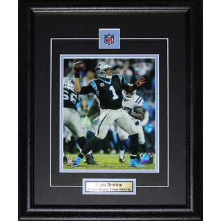 Cam Newton Carolina Panthers 8x10-inch Frame