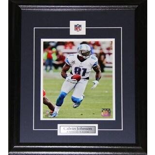 Calvin Johnson Detroit Lions 8x10-inch Frame