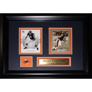 Brian Urlacher Chicago Bears 2-card Frame
