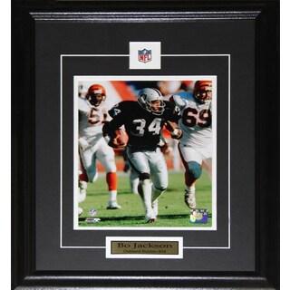 Bo Jackson Oakland Raiders 8x10-inch Frame