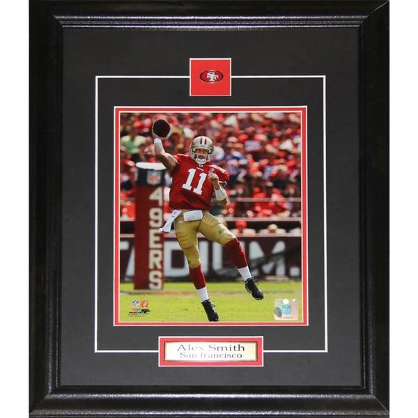 Alex Smith San Francisco 49ers 8x10-inch Frame