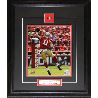 Alex Smith San Francisco 49ers 8x10-inch Frame