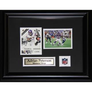 Adrian Peterson Minnesota Vikings 2-card Frame