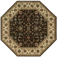 Nourison Persian Arts Chocolate Rug (7'9 Octagon)