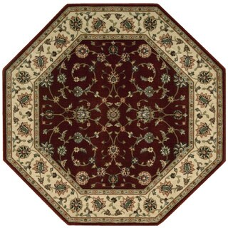 Nourison Persian Arts Brick Rug (7'9 Octagon)
