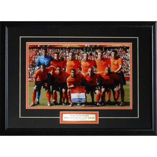 Team Netherlands 2010 World Cup Frame