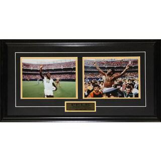 Pele Soccer World Cup Champion 2-photo Frame